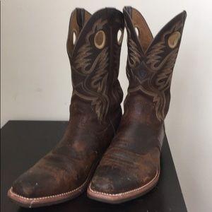Ariat Heritage Roughstock Western Boot 14D